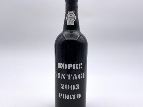 Kopke Vintage 2003 Porto