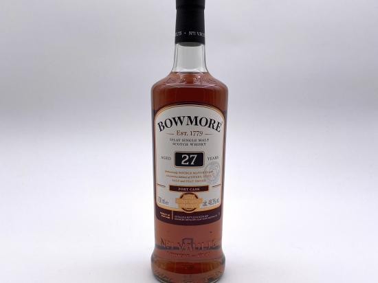 Bowmore 27 Jahre Port Cask The Vintner´s Trilogy