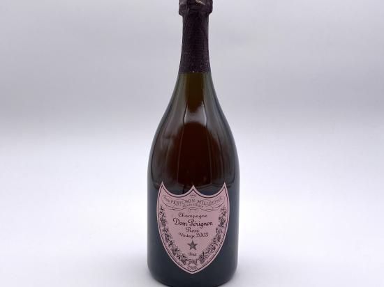 Dom Pérignon Millésimé Champagne Brut Rosé Vintage 2003