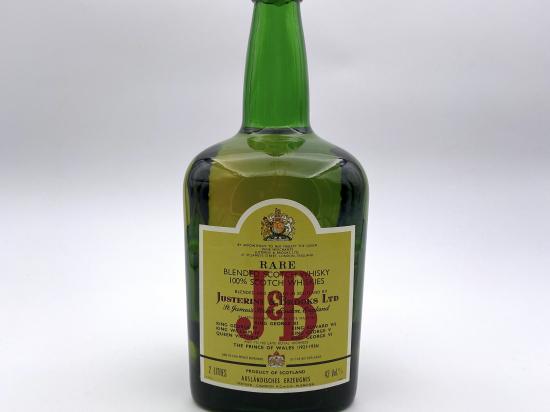 J&B Blended Scotch
