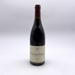 Magnien Chambolle Musigny 2008 Domine Stephne Magnien