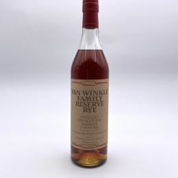 Van Winkle Family Reserve Rye 13 Jahre Kentucky Straight Rye Whiskey