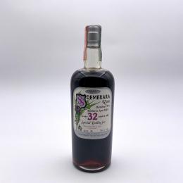 Demerara Rum Silver Seal Wildlife Series No. 1 32 Jahre