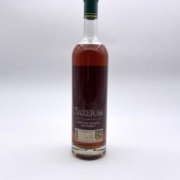 Sazerac 18 Jahre Bottled Fall 2008 Kentucky Straight Rye Whiskey