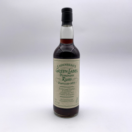 Cadenhead´s Green Label Demerara Rum Distilled 1975