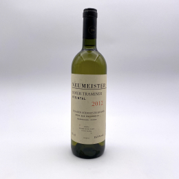 Roter Traminer Steintal 2012 Neumeister