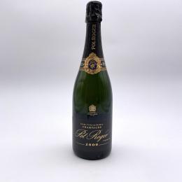 Pol Rogers Vintage Brut 2000 Extra Cuvée de Reserve Champagner